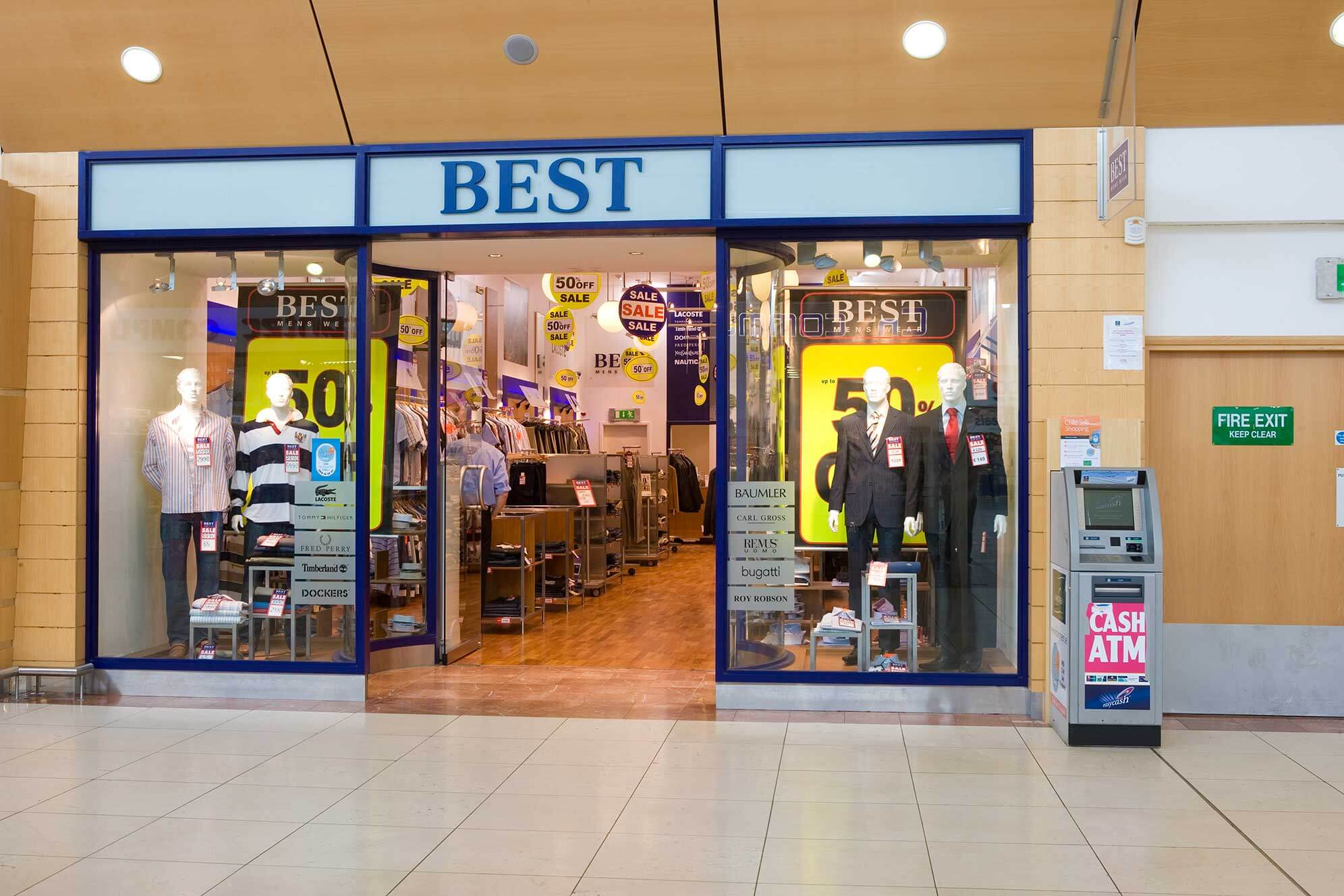 Unit 11 Fairgreen Shopping Centre, Carlow