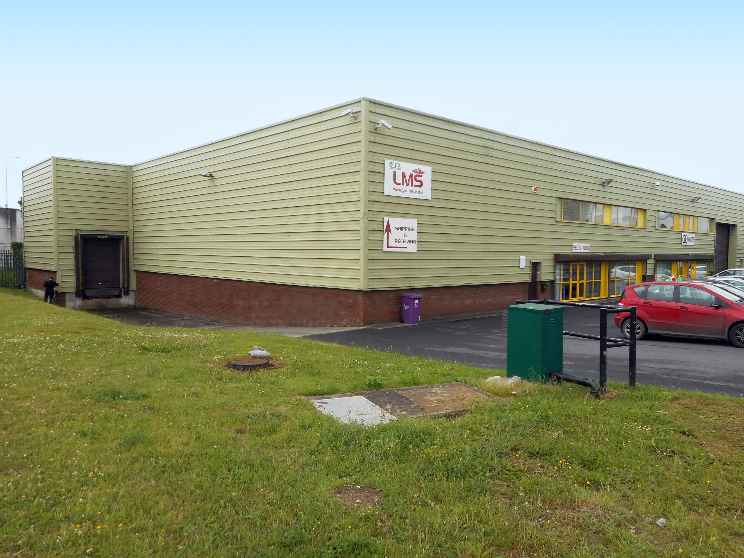UNIT 4A, FELTRIM BUSINESS PARK, FELTRIM ROAD, SWORDS, CO. DUBLIN