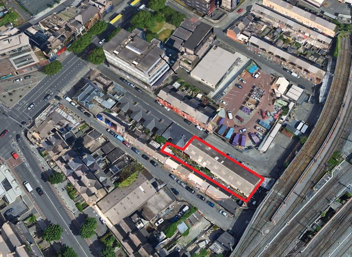 Redevelopment and Investment Opportunity  20A Aldborough Parade, North Strand, Dublin 1  D01 E624