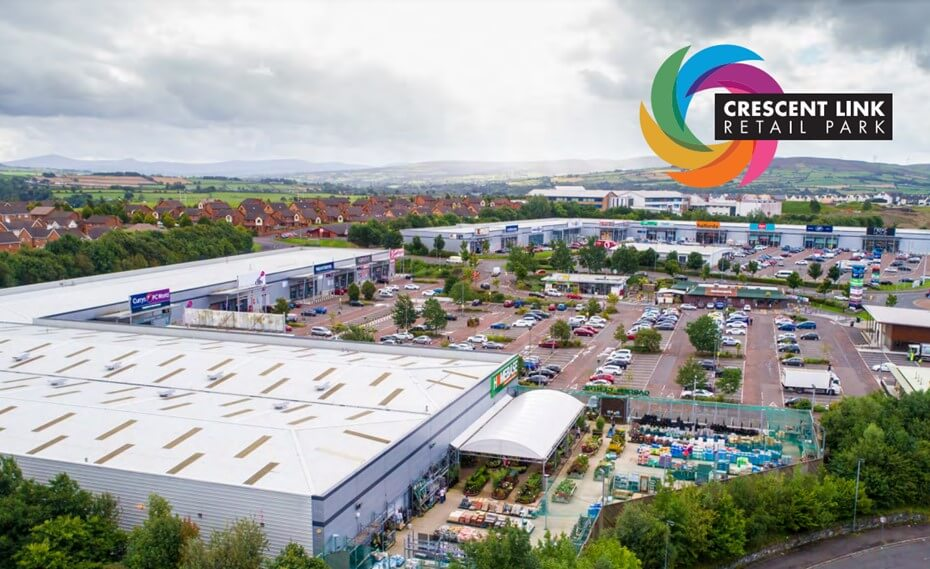Crescent Link Retail Park, Londonderry, Co. Londonderry, BT47 6SA