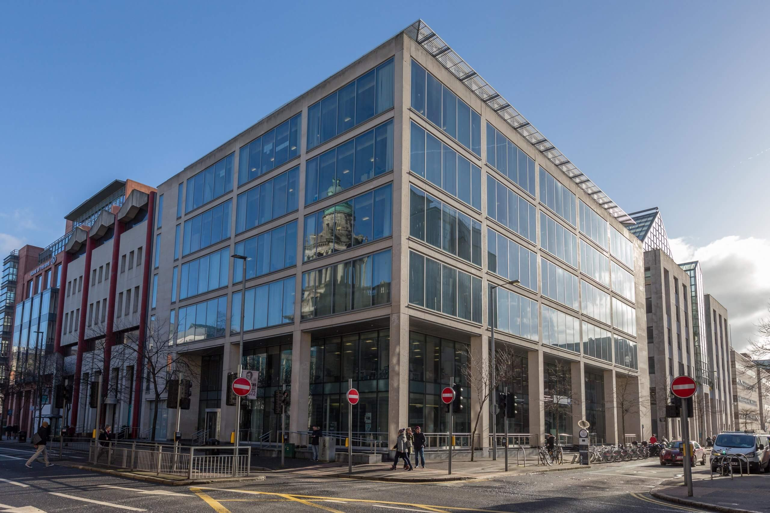 Metro Building, 6-9 Donegall Square South, Belfast, BT1 5JA
